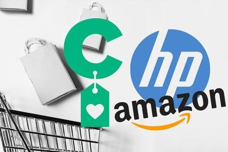 11 equipos HP rebajados en Amazon para que renueves tu ordenador por menos dinero