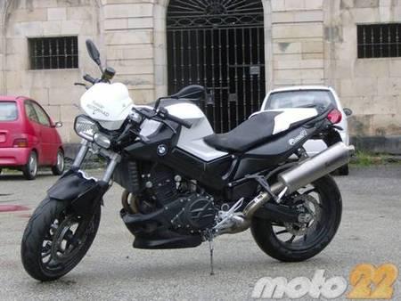 BMW F800R, la prueba (1/4)