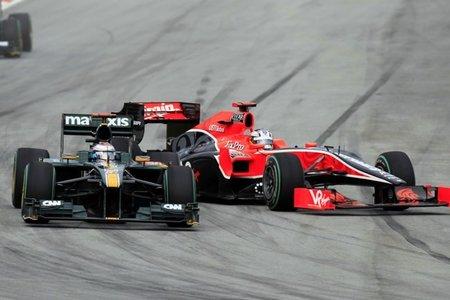 Jarno Trulli opina que la F1 vuelve hacia el pasado