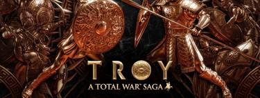 A Total War Saga: Troy se lanzará en agosto y te lo podrás llevar gratis si lo canjeas el primer día