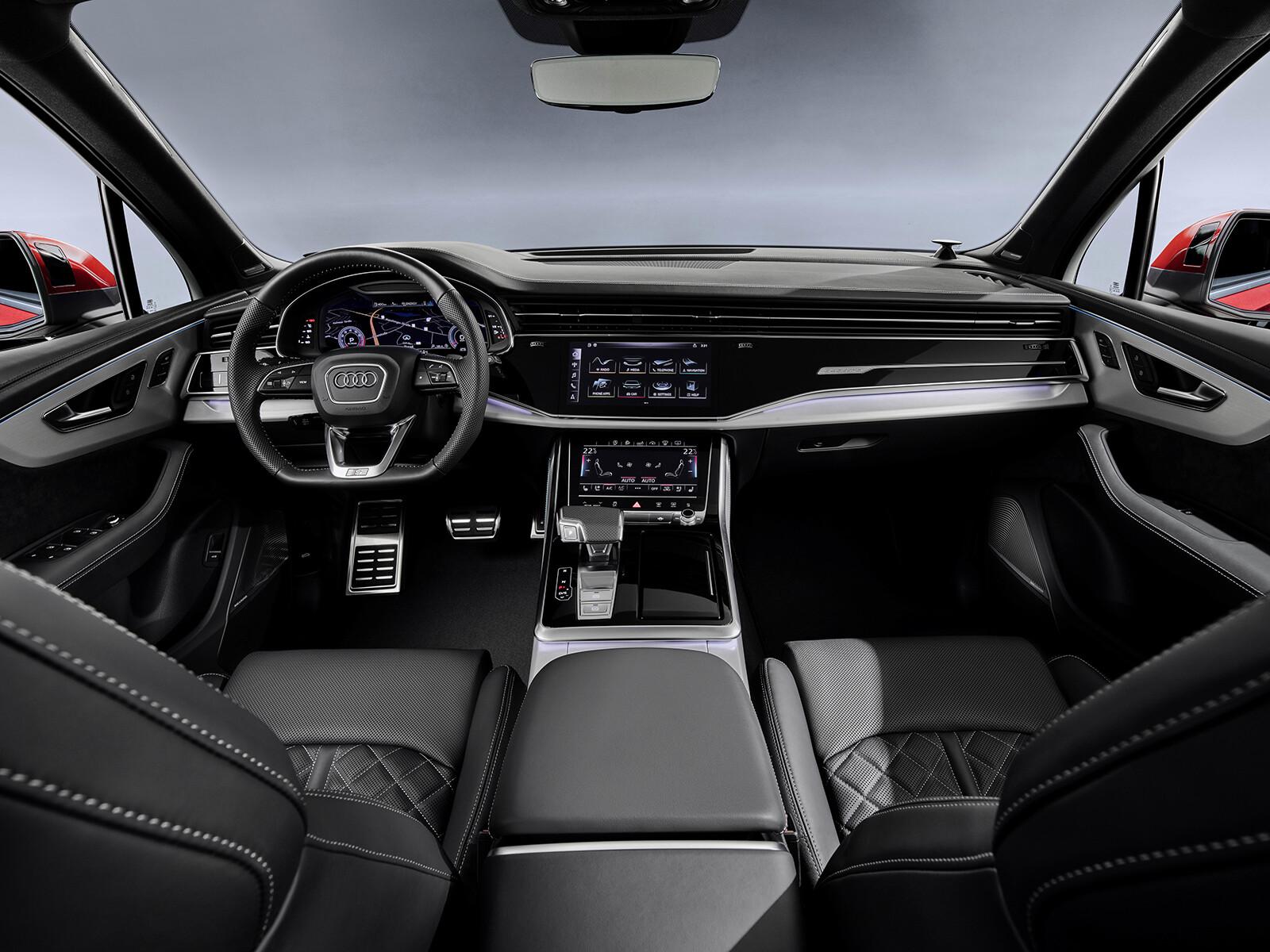 Foto de Audi Q7 2021 (8/30)