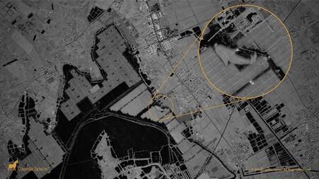 Capella Space Spot Image Solar Farm Tiangang Lak China 945a12c2