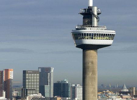 Euromast: las mejores vistas de Rotterdam