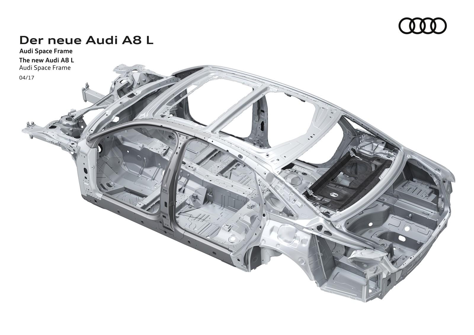 Foto de Audi A8 2017 (28/134)