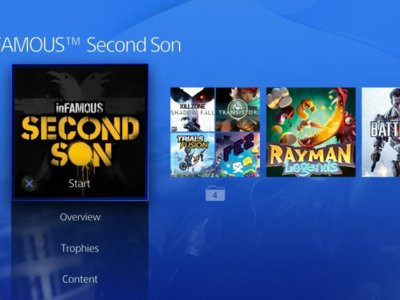 Con la beta del firmware 4.00 de PS4 llegan las carpetas