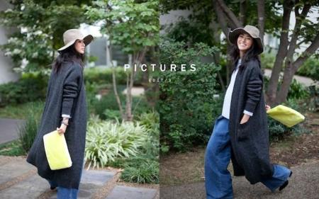 Zara Pictures look vaqueros