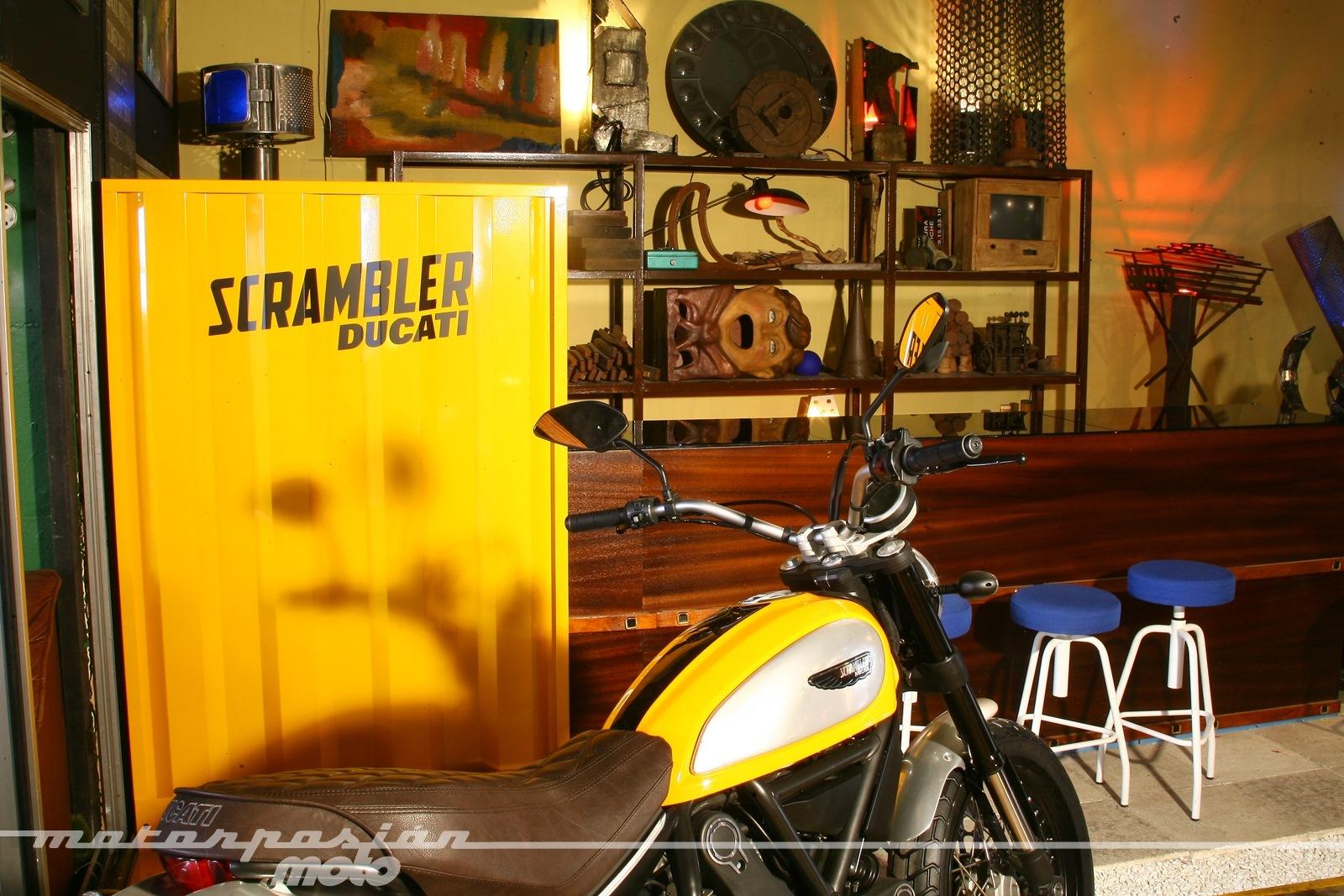 Foto de Ducati Scrambler, presentación 1 (56/67)