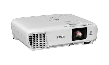 Epson EB-U05, un proyector para ver tus pelis a lo grande, por sólo 559 euros sólo hoy, en Amazon