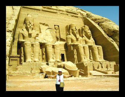 Abu Simbel. Tus fotos de viaje