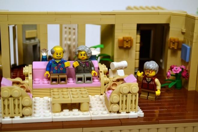 Foto de La versión LEGO de 'Las chicas de oro' (18/19)
