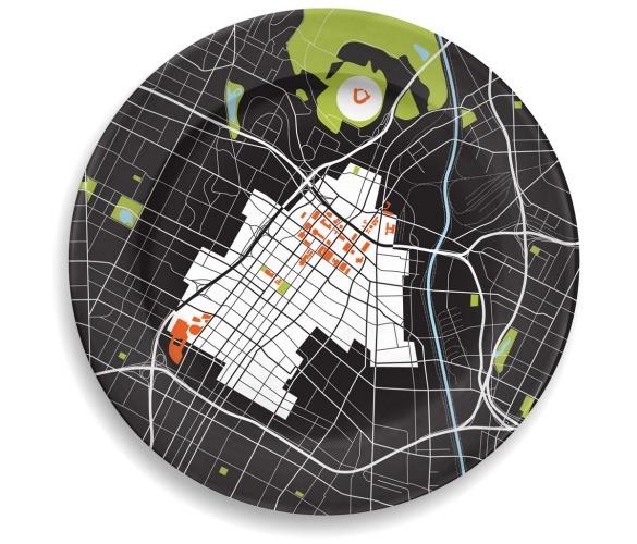 Foto de Platos geográficos (9/10)