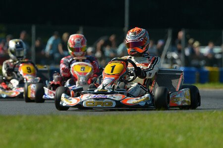 Verstappen Karting 2013