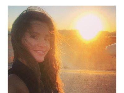 Malena  Costa nos muestra a Matilda mientras morimos de amor con Mario Suárez
