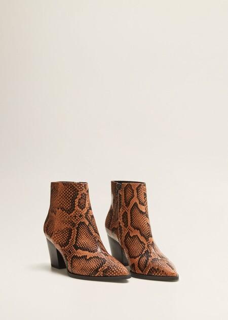 Mango Outlet Zapatos Serpiente 04