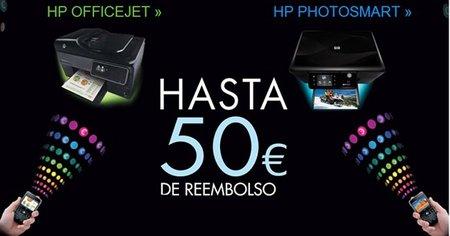 PC City: 50 euros de reembolso en productos HP