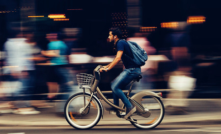 Bicicleta Electrica Pedelec Epac Pedaleo Asistido Especial
