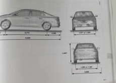 ¿Eres tú el nuevo Renault Mégane Sedan?