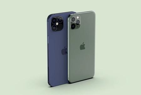 iPhone 12 azul marino