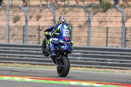 Valentino Rossi Motogp Aragon 2017 4