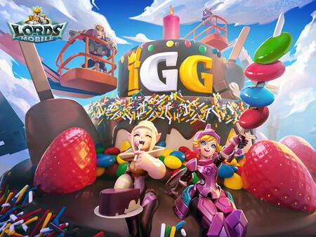 Lords Mobile tendrá un evento de Día del Padre con sorteo de premios para celebrar los 15 años de IGG