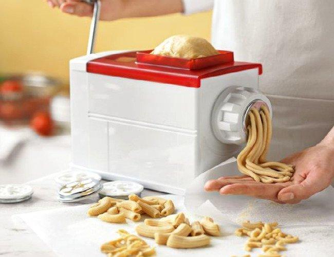 Atlas regina m quina para hacer pasta - Maquina para hacer macarrones ...
