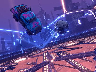 Rocket League se actualizará el 22 de marzo con Dropshot, su nuevo modo de juego