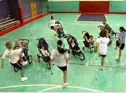 StrollerFit: haz ejercicio con tu bebé… en el cochecito