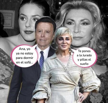Las dudas de Ana María Aldón sobre Ortega Cano: rompe a llorar en 'Viva la Vida' al comprobar que sigue enamorado de Rocío Jurado