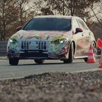 """¡El Mercedes-AMG A 45 tendrá una variante """"S"""" de hasta 421 hp!"""