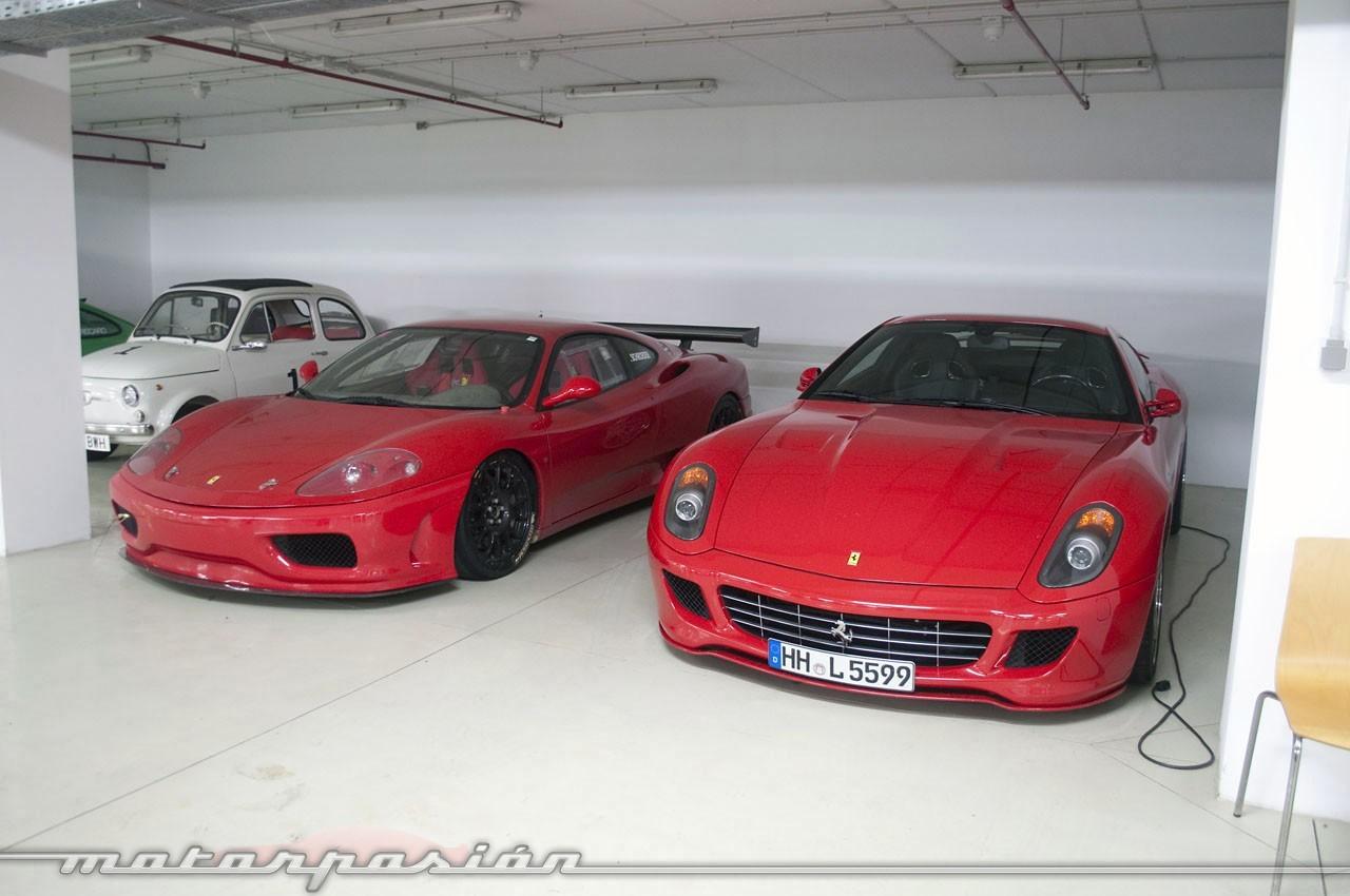 Foto de El garaje de ensueño del Ascari Race Resort (8/36)