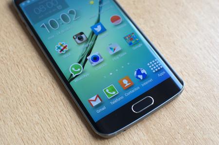 Galaxy S6 Edge Boton Home