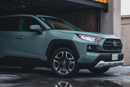 Toyota Rav4 Adventure 2021 Prueba De Manejo Opinion Resena Mexico 19