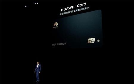 Huawei se alía con UnionPay para lanzar la 'Huawei Card', su primera tarjeta de crédito