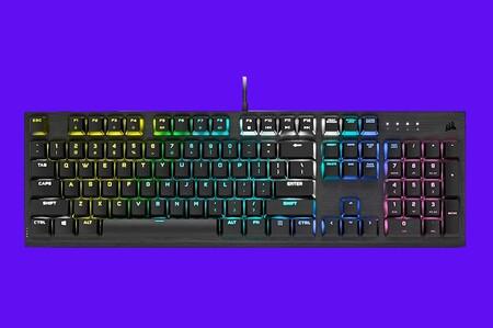 Este teclado mecánico gaming de Corsair alcanza su precio mínimo histórico: hazte con él por 60 euros menos