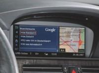 Búsquedas locales de Google en los BMW