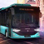 Un autobús eléctrico recorre de Barcelona a Madrid por primera vez: un largo viaje de 14 horas con varias paradas