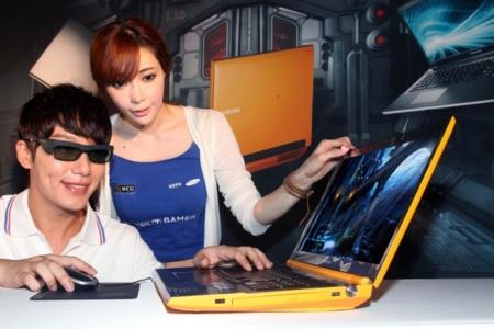 Series 7 Gamer Yellow 3D, lo nuevo de Samsung para jugadores