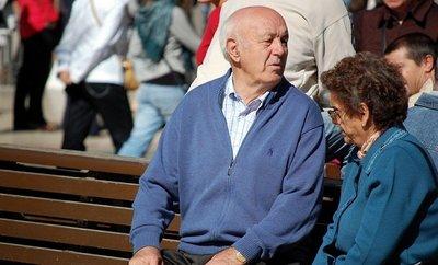 Las pensiones se configuran como un 'salvavidas' en la crisis
