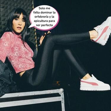 Aitana Ocaña se lanza al mundo de la moda con su propia colección cápsula en Puma: así son las 6 prendas con las que se ha estrenado como diseñadora