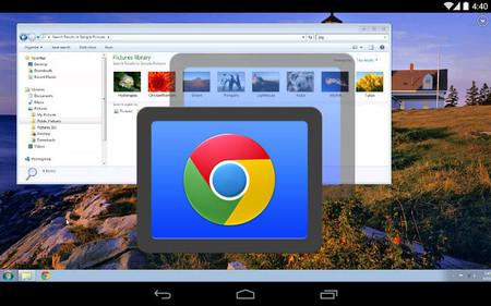Google lanza Chrome Remote Desktop, herramienta para manejar la PC desde Android