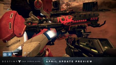 Destiny Actualizacion De Abril 13