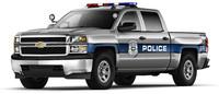 2015 Chevrolet Silverado 1500 Special Service Vehicle
