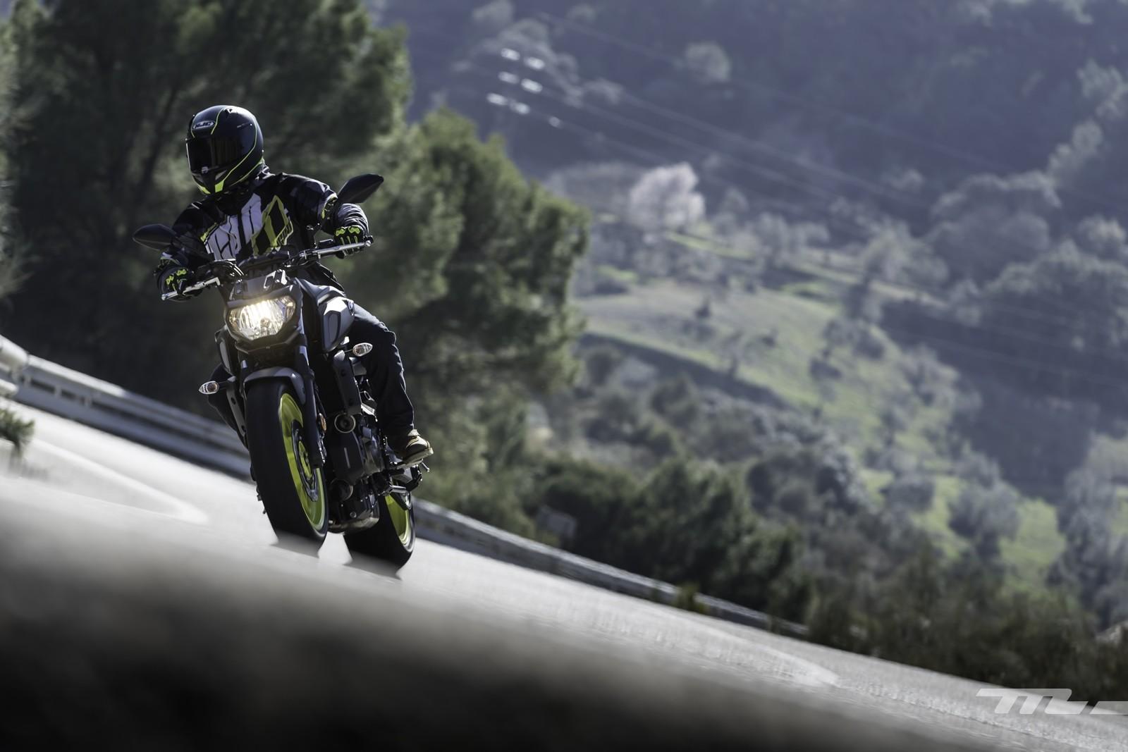 Foto de Yamaha MT-07 2018, prueba (53/56)