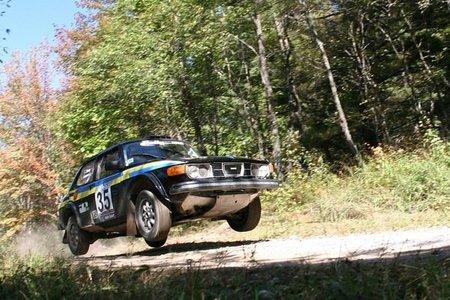 Muchos medios dan por segura la entrada de Saab en el WRC