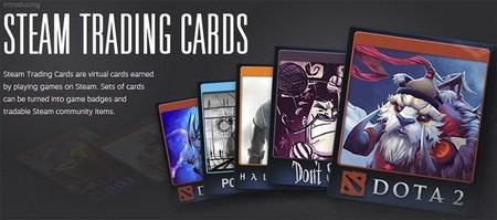 Steam Trading Cards, los cromos de Steam llegarán el día 26