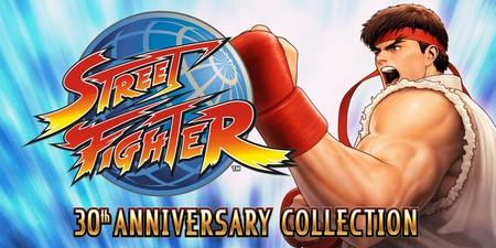 Street Fighter 30th Anniversary Collection incluirá los modos Training y Versus en el parche de lanzamiento