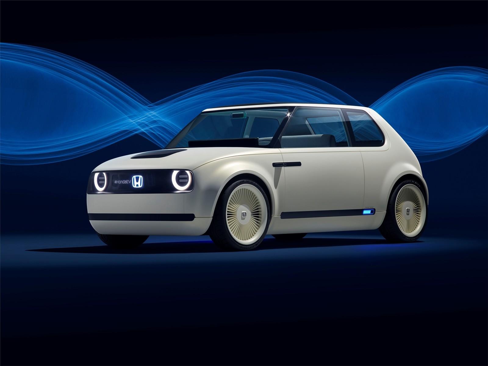 Foto de Honda Urban EV Concept (5/13)