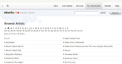 Foto de Ubuntu Music Store (1/6)