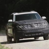 """El nuevo Volkswagen """"Teramont"""" se ofrecerá con dos motores y espacio para siete pasajeros"""