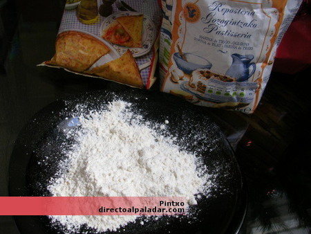 Tipos de harina de trigo, de fuerza y flojas